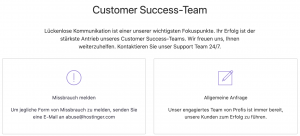 Hostinger Success Team