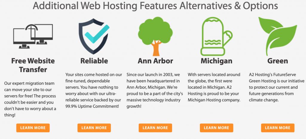 A2 Green Hosting Initiative
